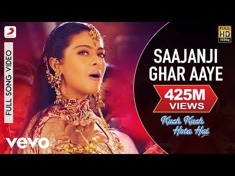 Saajanji Ghar Aaye - Kuch Kuch Hota Hai   Kajol   Salman Khan
