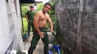 Amerika kagumTentara militer indonesia di BACOK tidak mati
