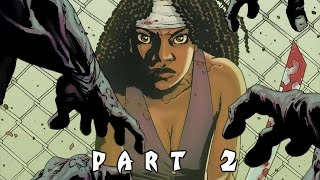 The Walking Dead Michonne Episode 2 - Family - Walkthrough Gameplay Part 2 (Game)