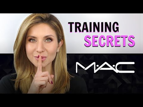 MAC Training Secrets Revealed From an Ex MAC Trainer Contour Eye Shapes and Color Theory