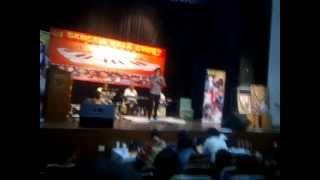 Rohit Bareja-performing for Sangam kala group(FILMY)