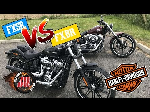 Download Lagu Harley-Davidson FXSB vs FXBR Breakouts - Which would you buy? MP3