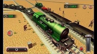 OffRoad US Army Train Driving Simulator 2017 / Train Driver Games / Android Gameplay Video
