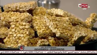 المطبخ - طريقة عمل ملبن الجيلي بالفول السوداني