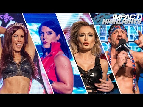 Xxx Mp4 The Shocking Conclusion To The 10 Knockout Battle Royal IMPACT Highlights May 17 2019 3gp Sex