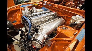 Toyota Supra Build Project