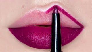 How To Apply Lipstick - लिपस्टिक कैसे लगायें Tips For Long Lasting Tutorial