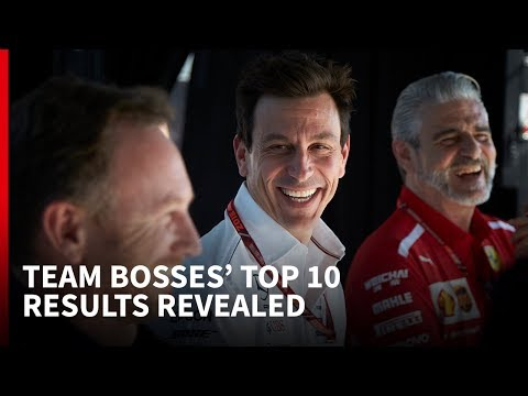 F1 team bosses top 10 drivers vote revealed