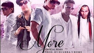 More (Remix Video Oficial) - Zion Ft. Ken-Y Y Jory, Arcangel, Chencho HD