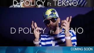 Fresh Video: D. Policy x Tekno - PamPam