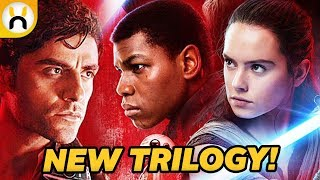 Lucasfilm Planning New Star Wars Trilogy with Rey, Poe and Finn