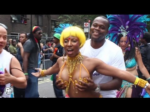 Notting Hill Carnival 2012 Official No.1 Carnival Highlights HD
