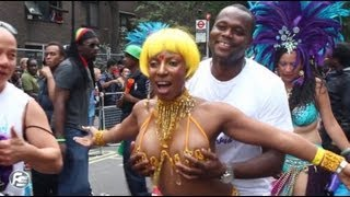 Notting Hill Carnival 2012 Official No.1 Carnival Highlights (HD)