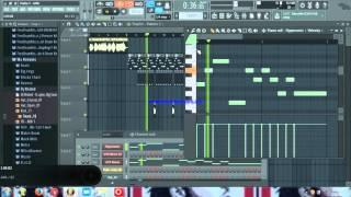 NEW+2016  Pusha-T _ MPA Remake & Tutorial On FL Studio 12