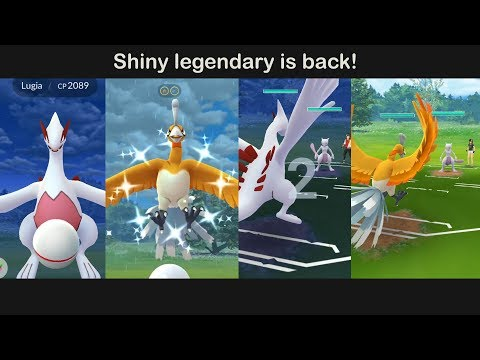 Xxx Mp4 Shiny Lugia And Ho Oh Returns In December As Raid Boss In Pokemon Go 3gp Sex