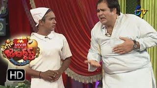 Extra Jabardasth - Patas Prakash Performance - 8th July 2016 - ఎక్స్ ట్రా జబర్దస్త్
