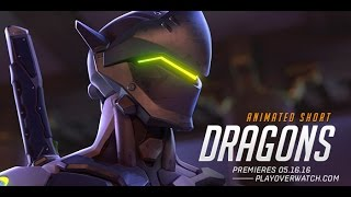 Overwatch ALL Animated Shorts Cinematic Trailer Full Movie 2016 Edition - (PS4/XBOX ONE/PC)