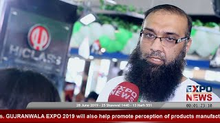 Hi Class Ceramics Gujranwala : Gujranwala Expo 2019 : Made in Gujranwala : Expo News