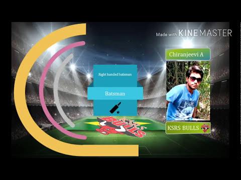 KSRS cricket league teaser HD