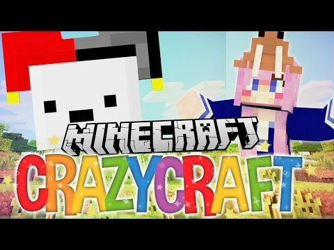 Joke Pet Ep 42 Minecraft Crazy Craft 3.0