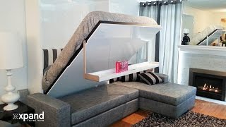 Expand Furniture Space Saving Ideas