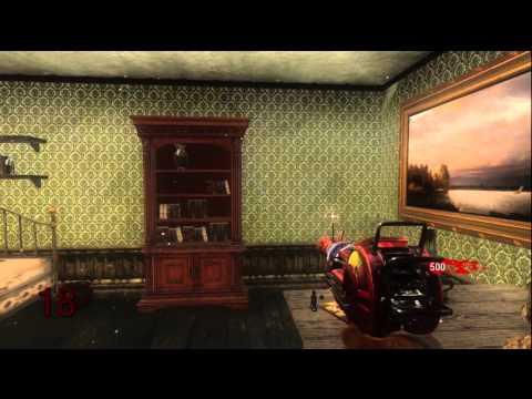 Kino Der Toten Easter egg Samantha s room