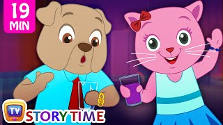 The Fruit Juice Prank | Cutians Cartoon Comedy Show For Kids | ChuChu TV Funny Prank Videos