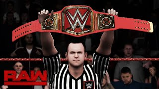 WWE UNIVERSAL CHAMPIONSHIP FATAL 4 WAY!! (WWE 2K16 Exhibition)