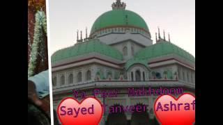 Baba Huzoor Sayed Tanveer Ashraf Ashrafi Ul Jilani. Kichocha Shariff