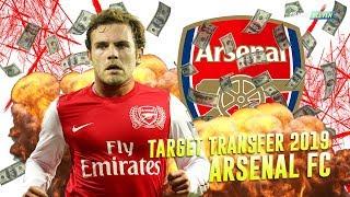 7 Pemain Incaran Arsenal di Bursa Transfer Januari 2019 - Rumor Transfer