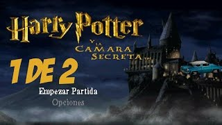 HARRY POTTER Y LA CÁMARA SECRETA [1/2]