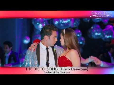 Download Song Disco Deewane Film Student Of The Year
