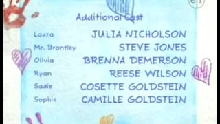 Barney & Friends Season 10 End Credits