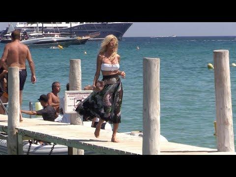 Xxx Mp4 EXCLUSIVE Victoria Silvstedt At Club 55 In Saint Tropez 3gp Sex