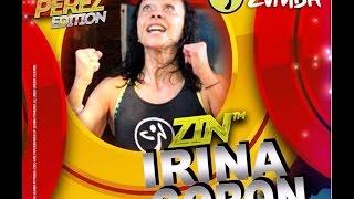 Zumba®fitness with Ira - ZIN Volume 62 - Esta Noche Quiero - Sharlene