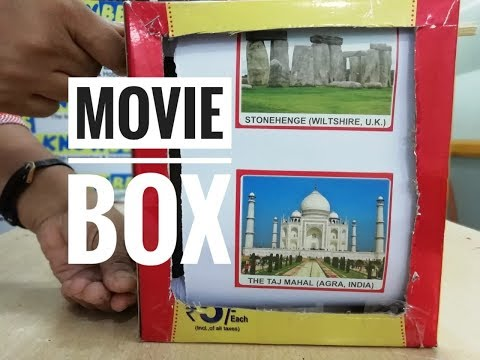 Xxx Mp4 Cardboard Box Craft Project In Hindi Make Movie Theater Using Paper Box Craft Projects In Hindi 3gp Sex