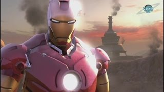 Iron Man [PS3][720p|60fps][FR] Film complet