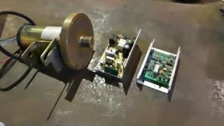 DC Treadmill Motor Controller Explained -Belt Grinder