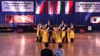 KTV NEWS Miedzynarodowy Turniej Formacji Tanecznych