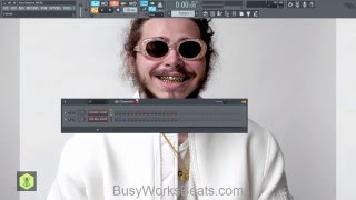 Post Malone Tutorial