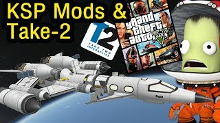 Take-Two and the future of mods for Kerbal Space Program