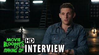 Fantastic Four (2015) Behind the Scenes Movie Interview - Jamie Bell is 'Ben Grimm / The Thing'