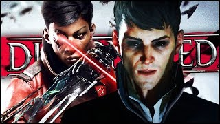 NEW POWERS UNLEASHED!   Dishonored: Death of the Outsider Funny Moments