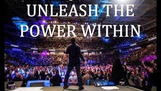 Vídeos de Tony Robbins en Español - UNLEASH THE POWER WITHIN INTERPRETADO