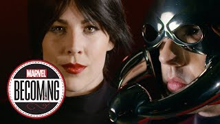 Ant-Man & Wasp -- Marvel Becoming -- Cosplayers SoloRoboto & Kit Quinn