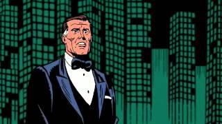 Watchmen Motion Comic - Chapter 4