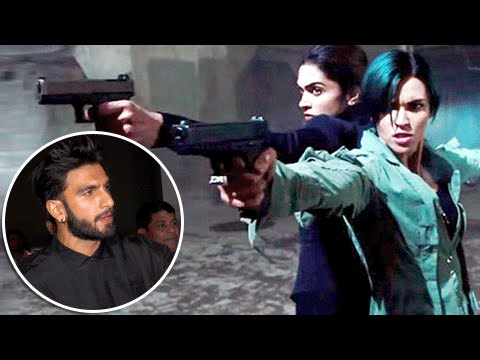 Xxx Mp4 Ranveer Singh AVOIDS Reacting On Deepika S XXX Return Of Xander Cage 3gp Sex