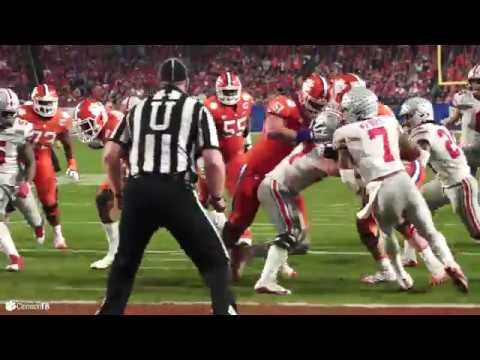 Clemson Football National Championship Hype Video 1 8 17