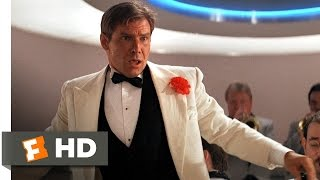 Indiana Jones and the Temple of Doom (1/10) Movie CLIP - Nightclub Brawl (1984) HD
