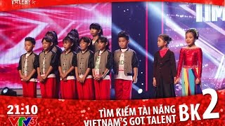 [FULL HD] Vietnam's Got Talent 2016 - BÁN KẾT 2 - TẬP 10 (19/03/2016)